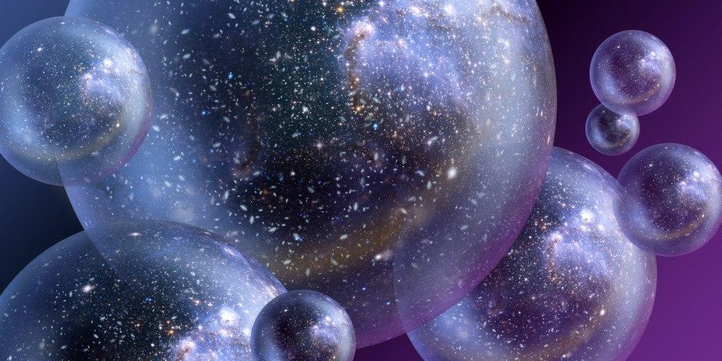 bubble universe