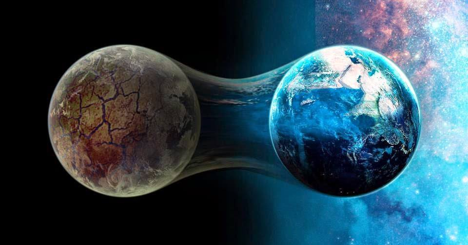 Parallel reality Earth