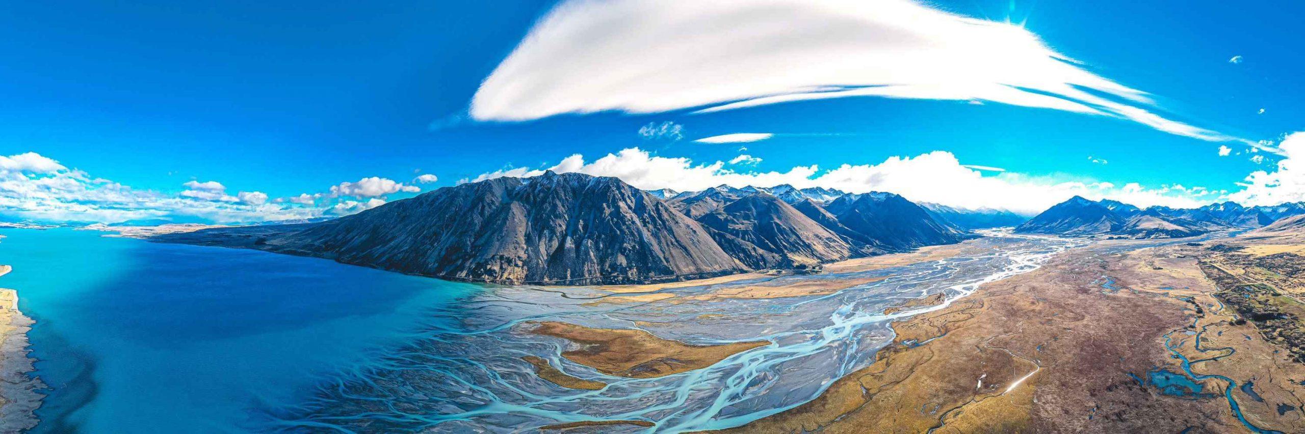NZ Lake tekapo